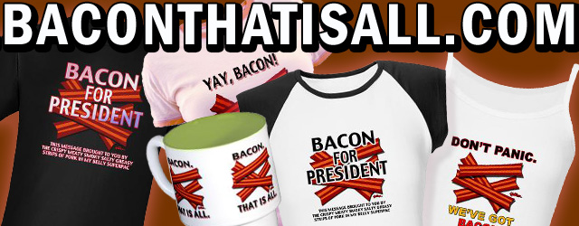 Get Bacon-ified! Bacon That Is All - baconthatisall.com