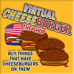Virtual Cheeseburger - The Shop